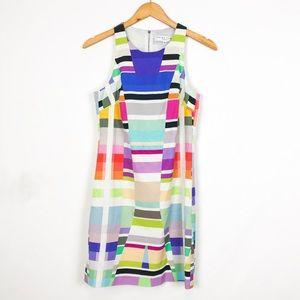 Trina Turk 'Loma' Print Stretch A-Line Dress
